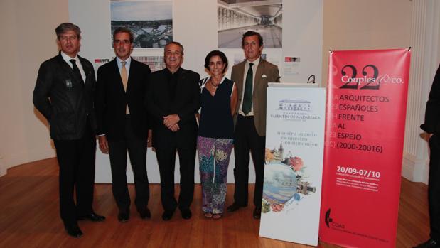 La arquitectura española a través de veintidós de sus creadores