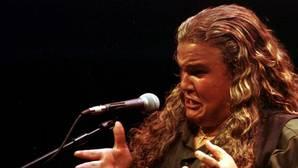 Ezequiel Benítez, el cante de frente