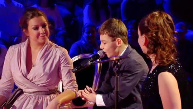 La aventura musical de Niña Pastori con Adrián llega a los Grammy Latinos