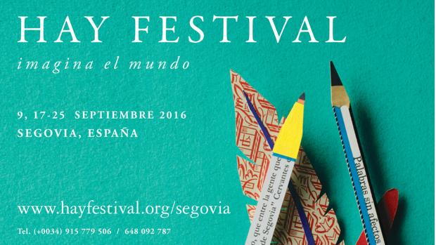 El futuro de la narrativa en español, a debate en el Hay Festival de Segovia