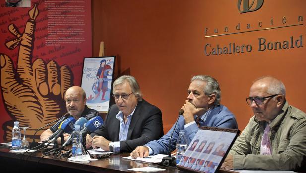 'Literatura y Música', en el congreso de la Fundación Caballero Bonald