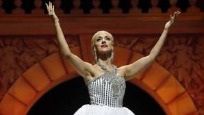 «Evita», en el Nuevo Teatro Alcalá: Eva al desnudo