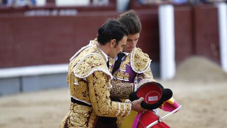 Sergio Serrano confirmó de manos de Pinar