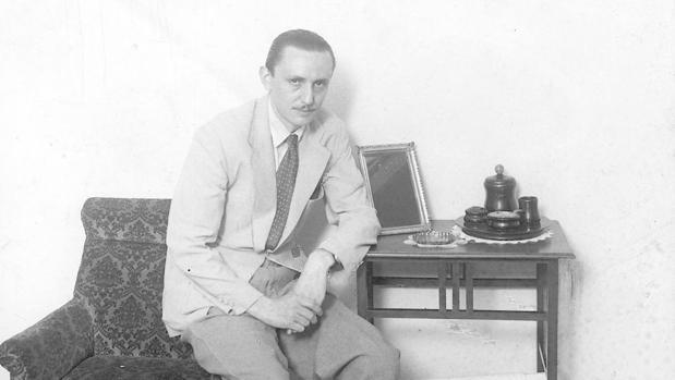 El dramaturgo Antonio Buero Vallejo