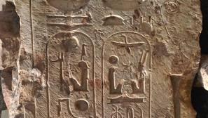 Arqueólogos descubren indicios de un templo de Ramsés II en El Cairo