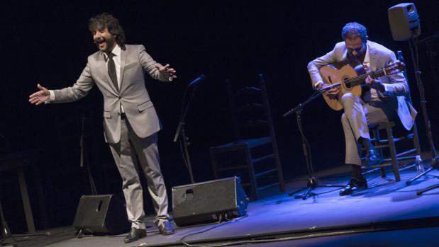 Antonio Reyes ha presentado «Directo» junto a Diego del Morao