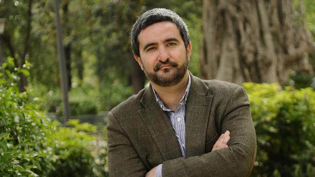 El periodista y guionista Daniel Ruíz García