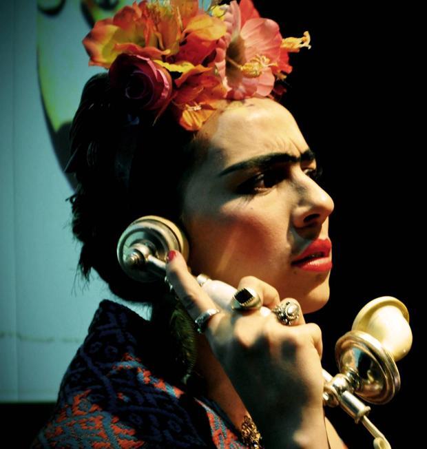 Una Frida enamorada llega a España