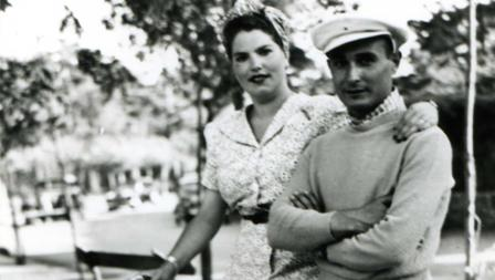 Araceli González y Juan Pujol