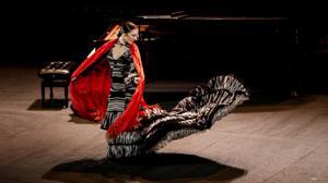 Bienal de flamenco: Anabel Veloso y su pasión por la música