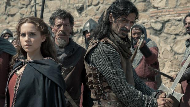 Una escena de «El Ministerio del Tiempo», una de las series españolas más exitosas de los últimos años