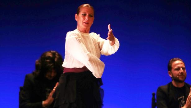 Sara Baras ofrece su montaje más emotivo: por las princesas Rett