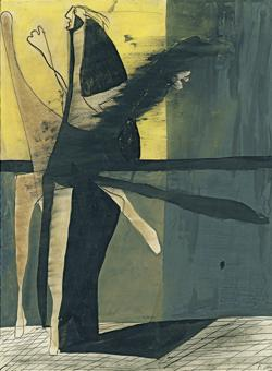 «Composición», de Bacon. Colección Abelló