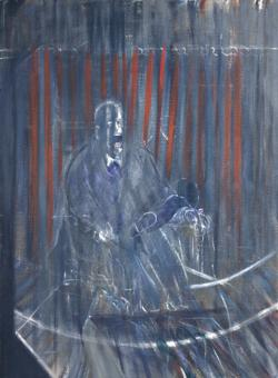 «Estudio según Velázquez», de Bacon