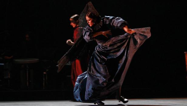 Patricia Guerrero presentó «Catedral» en el Lope de Vega
