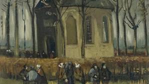La Camorra ocultaba los dos cuadros de Van Gogh robados hace 14 años en Ámsterdam