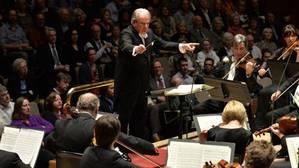 Muere a los 92 años el director de orquesta Neville Marriner