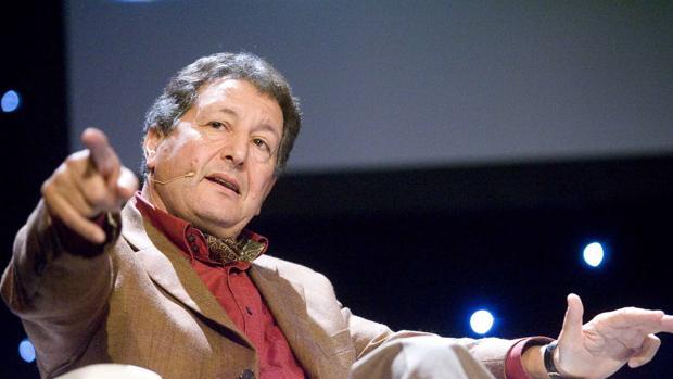 Sami Naïr, autor de «Refugiados», una de las novedades ensayísticas