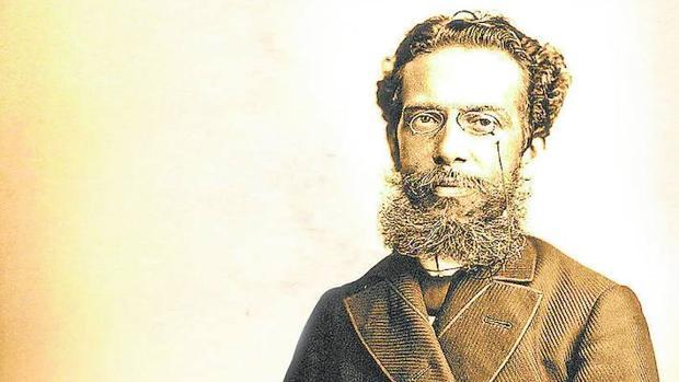 El escritor brasileño Joaquim Maria Machado de Assis