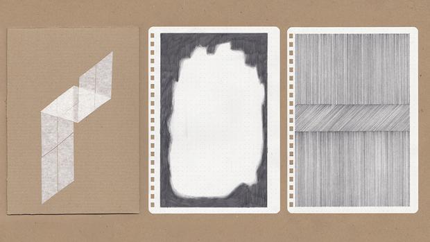 «Sin título» (2014), de la serie «Dibujos»