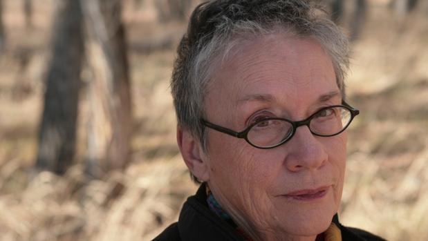 La escritora norteamericana Annie Proulx