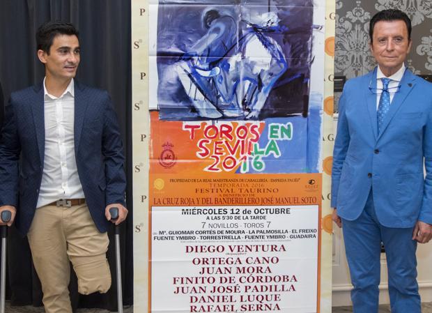 José Manuel Soto y Ortega Cano