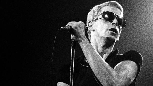 Lou Reed en los años setentta
