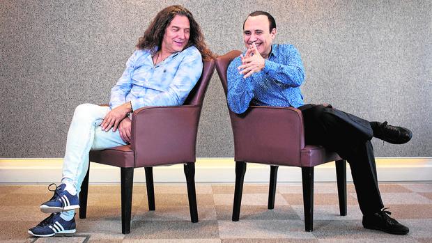 Tomatito y Michel Camilo, por colleras