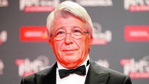 Enrique Cerezo, productor y presidente de Egeda