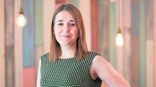 Marta R. de la Cruz, escritora y política