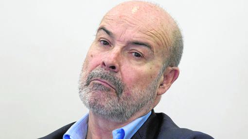 Antonio Resines, actor y expresidente de la Academia de Cine