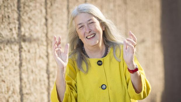 Mary Beard, esta semana en Madrid