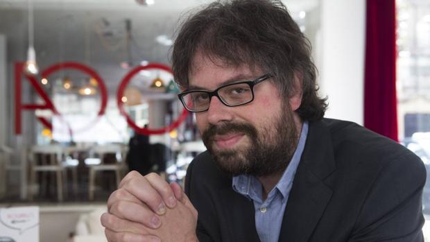 Sergio del Molino, autor de «La España vacía. Viaje por un país que nunca fue»