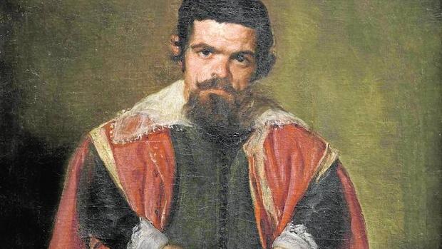 «El bufón el Primo» (1644) es una de las obras de Velázquez con la que se trazan paralelismos con Bacon