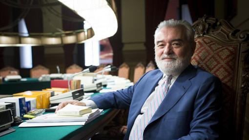 Darío Villanueva, director de la Real Academia Española