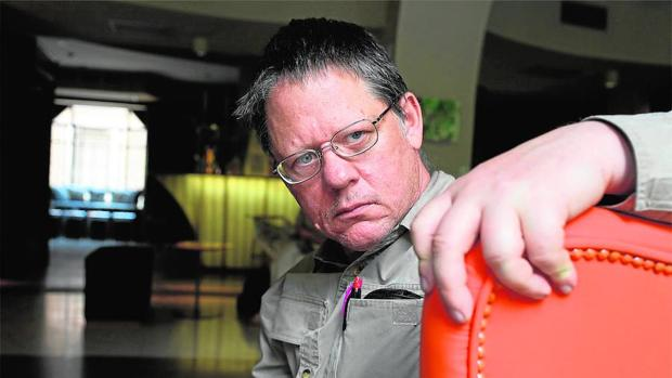 El novelista William T. Vollmann