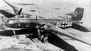 La misión secreta de Hitler para arrasar Nueva York con un colosal bombardero