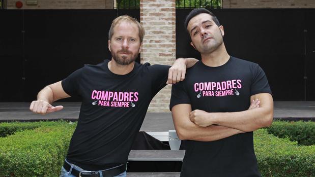 Alberto López y Alfonso Sánchez