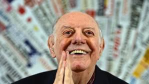 Muere Dario Fo, el juglar con Nobel