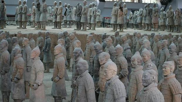 Museo del conjunto arqueológico de los Guerreros de Terracota de Xian