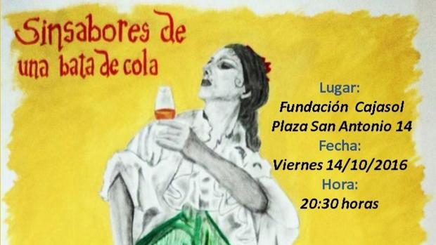 El monólogo 'Sinsabores de una bata de cola' llega mañana a Cádiz