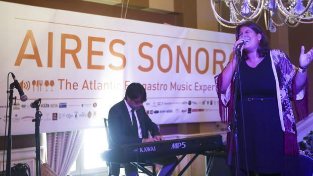 Los 'showcooking' de Pajuelo, Terrón y Córdoba clausuran la propuesta 'Aires Sonoros'