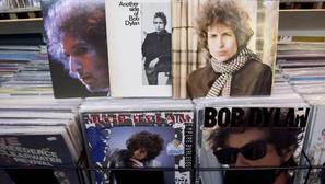 Bob Dylan se «revaloriza» un 512% en Spotify por el Nobel de Literatura