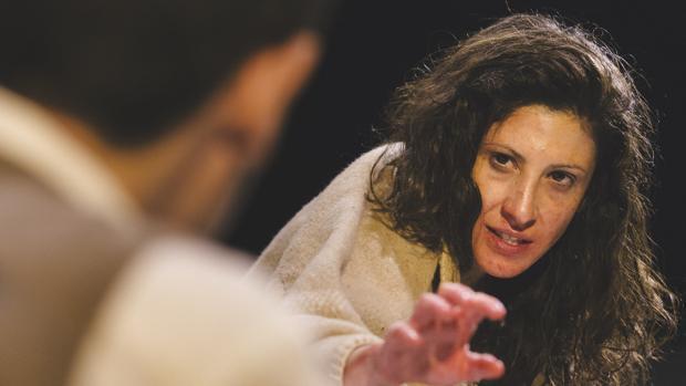 Rascia Darwish, en una escena de «Go Down, Moses»