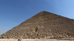 Egipto confirma dos «anomalías» en la Gran Pirámide de Keops
