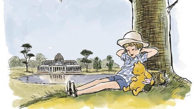 Winnnie The Pooh cumple 90 años
