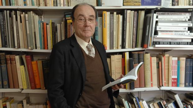 Francisco Calvo Serraller, en una imagen de archivo