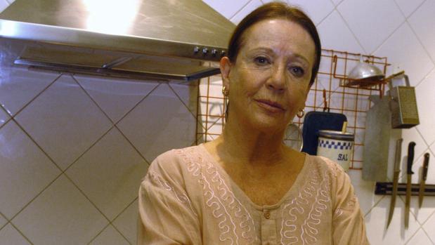 Elena Santonja, en una imagen de archivo