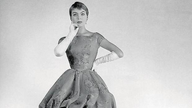 Nico (Christa Päffgen) retratada por el célebre fotógrafo alemán Willy Maywald