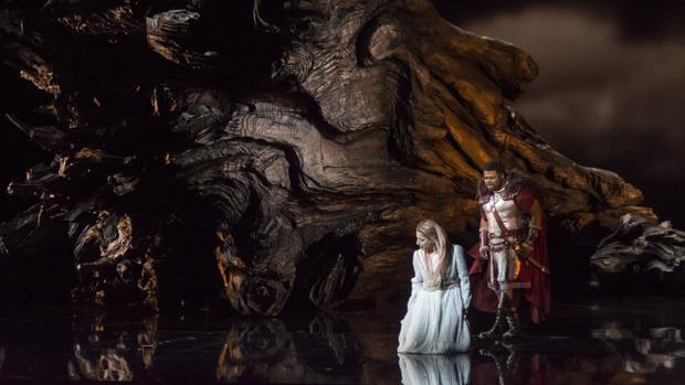 «Norma» vuelve al Teatro Real un siglo después